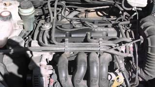 Ford Focus Mk1 1.6 16v Zetec SE Engine Code FYDA