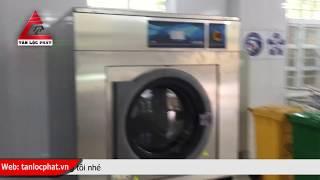 Máy giặt công nghiệp Danube thi công và lắp đặt tại bệnh viện Vĩnh Phúc