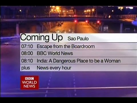 BBC World News | Breakfiller compilation (2013-2015).