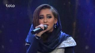 زهرا الهام - مرحله ۶ بهترین - او یک شب بارانی / Zahra Elham - Top 6 - O Yak Shab Barani