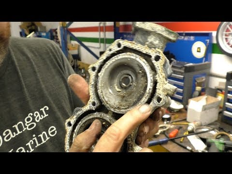 Replacing a 2 stroke outboard head gasket