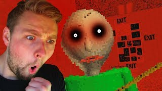 GET OUT WHILE YOU STILL CAN!!! 😱Baldi