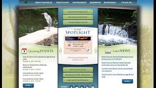 Vision Internet Website Unites Expansive Franklin Township, NJ Community