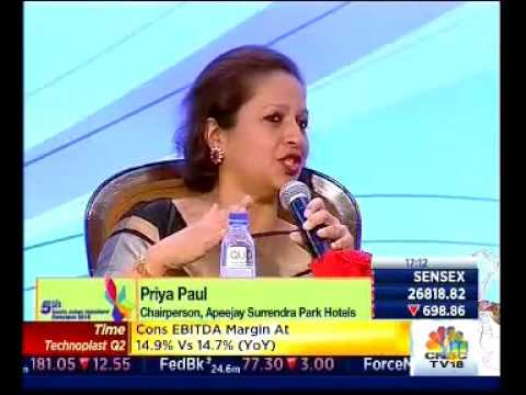 South Asian Hoteliers' Conclave 2016 aired on CNBC