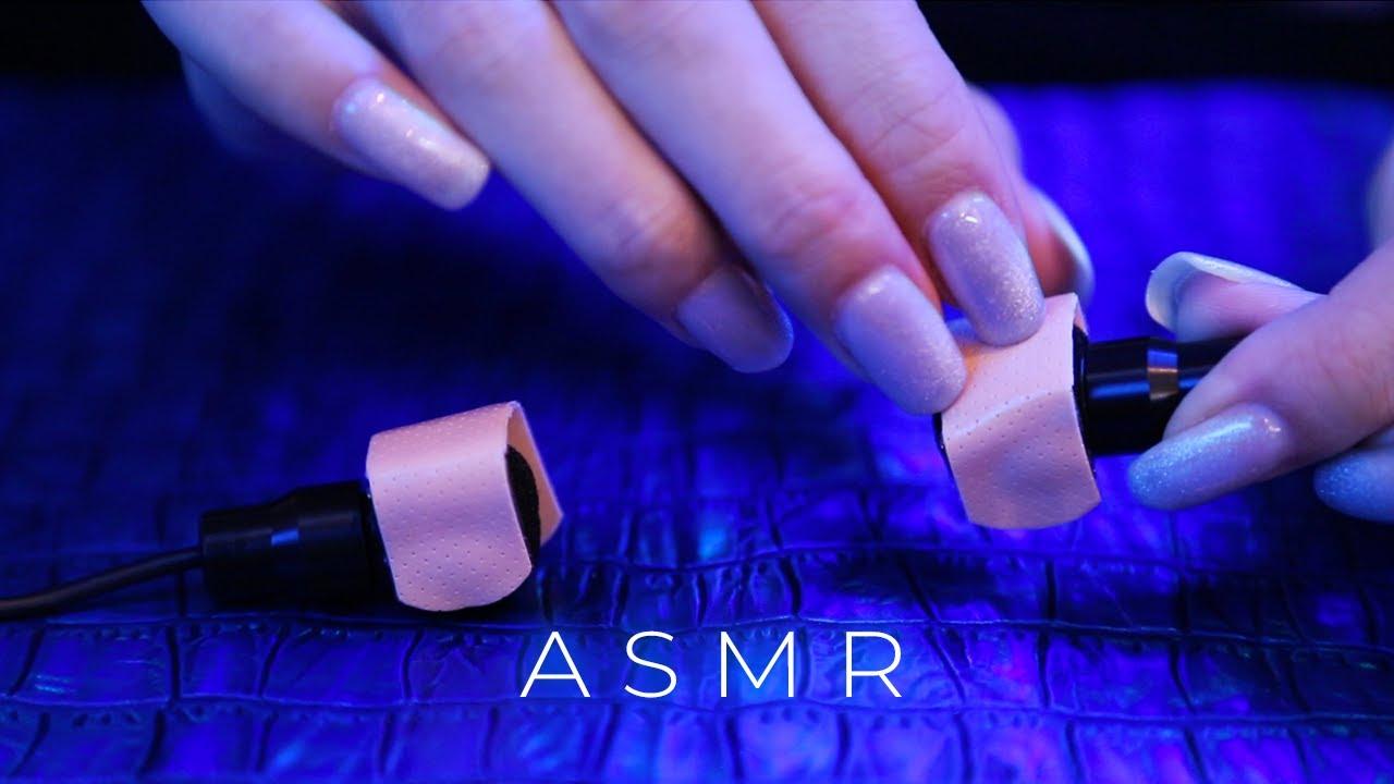 ASMR Ripping Off the Band Aid (No Talking)