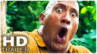 JUMANJI 2 Trailer 3 (2017) streaming