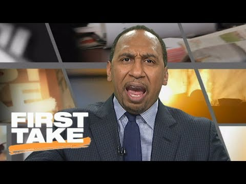 Stephen A. Smith goes off on Dolphins OL coach being allowed to resign   First Take   ESPN
