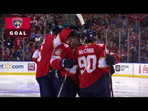 New York Rangers vs Florida Panthers - March 10, 2018 | Game Highlights | NHL 2017/18
