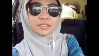 Alhamdulillah - wani ft Juzzthin ( cover by Farisha Thejackfruit )