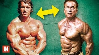 Arnold Schwarzenegger | From 17 To 69 Years Old(Arnold Schwarzenegger | From 17 To 69 Years Old | Then And Now Transformation and Motivation Tribute of Iron Arnie. Top 10 Arnold Schwarzenegger ..., 2016-04-27T21:09:33.000Z)
