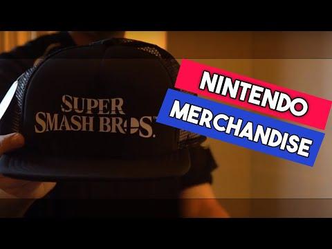 Armada opens Nintendo merchandise and finds surprises