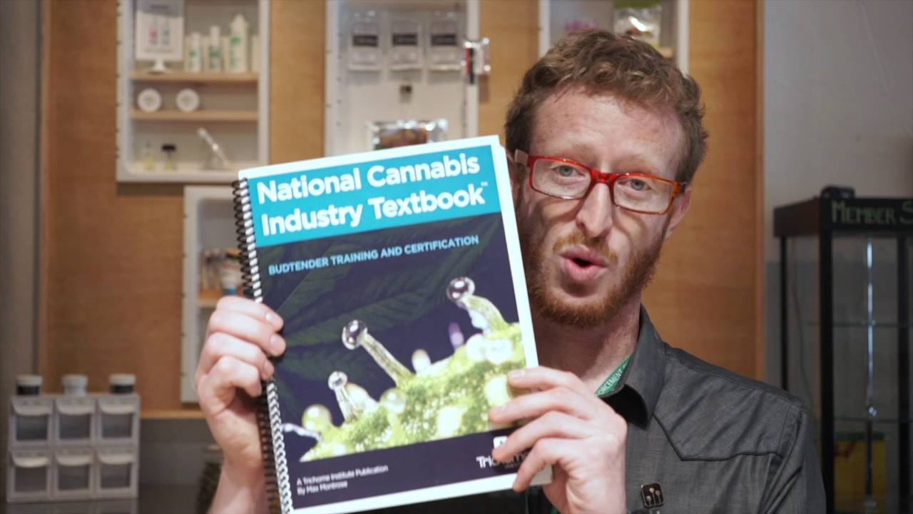Budtender Certification By Trichome Institute And Thc University