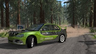 Rally Stage One - Scenario - Preview