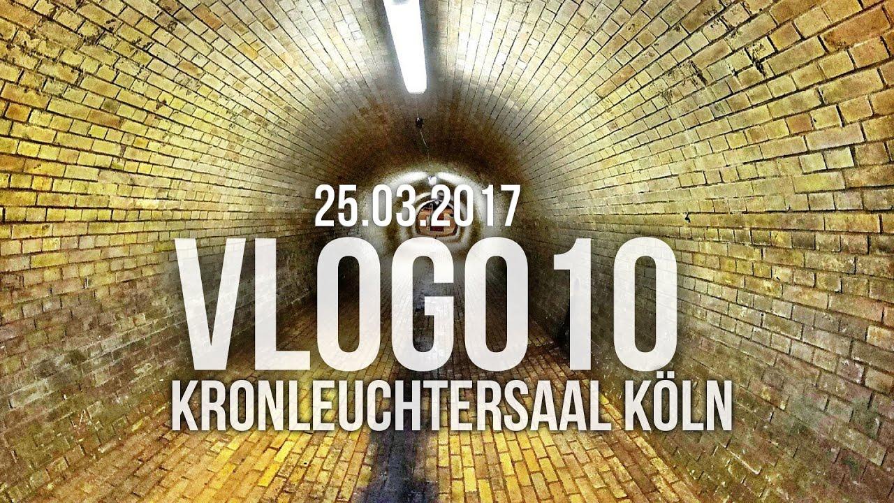Kronleuchtersaal Köln Besichtigung ~ Vlog kronleuchtersaal köln im abwasserkanal von köln