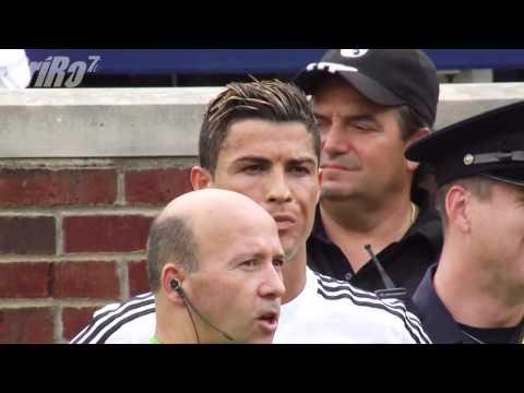 Cristiano Ronaldo vs Manchester United Pre Season 14 15 HD 1080