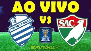 🔴 CSA 1x0 SALGUEIRO | COPA DO NORDESTE | 17/02/2019