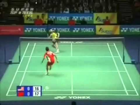 how to play like lin dan