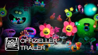 Trolls | Offizieller Trailer | DreamWorks Deutsch HD German (2016) Cant Stop the Feeling! Timberlake