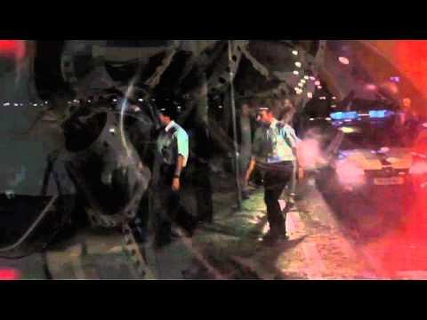 BURNING POLICE - Raquel Freire 4th Day