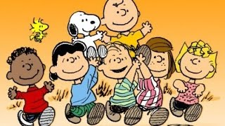 "Peanuts Gang Singing ""We Are The Champions"" by: Queen"