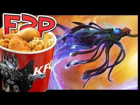 KFC F2P #6: A Small Worm With Big Impact