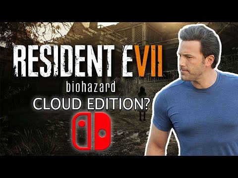 """The """"Port"""" Of Resident Evil 7 For The Switch Is An Absolute Joke"""