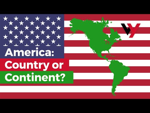 America: Country Or Continent?