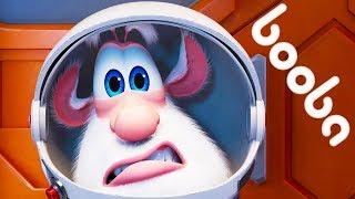 Booba - 🚀Bir uzay gemisi 🌕- Bebekler için karışık çizgi filmler - Eğlenceli çizg