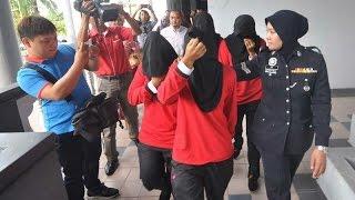 Empat pelajar juvana mengaku tidak bersalah