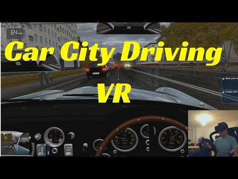 City Car Driving Sim - VR MADNESS