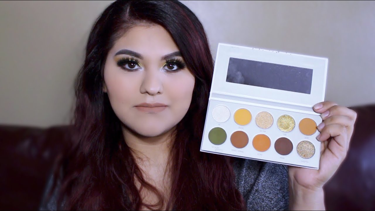 Tutorial | Armed and Gorgeous The Vault Jaclyn Hill x Morphe