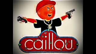 40 cal - Caillou (Official Audio)