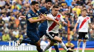 Boca Juniors v River Plate: the fiercest rivalry in football