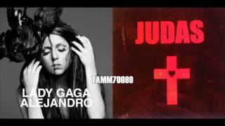 Lady Gaga - Alejandro (Judas Drums Stem Remix)