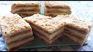 ЛУЧШИЙ В МИРЕ ЯБЛОЧНЫЙ ТОРТ НАПОЛЕОН мамин любимый рецепт торт нереально вкусный Apple Cake Recipe