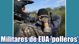 Militares de EU operaban como