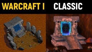 WoW Classic - места из Warcraft I