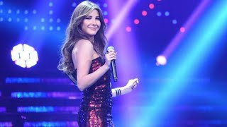 Repeat youtube video Nancy Ajram - Ma Tegi Hena (Live) نانسي عجرم - ما تیجی هنا