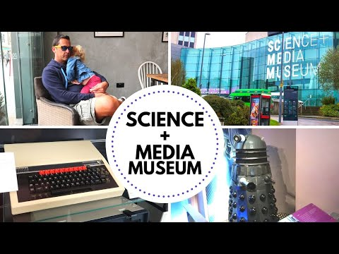 BRADFORD SCIENCE AND MEDIA MUSEUM | OUT WITH THE GIRLS
