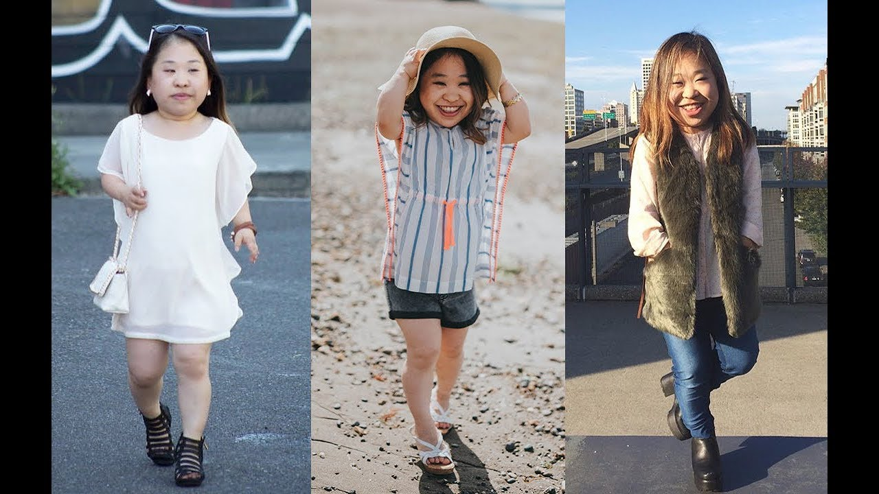 Little Fashion Blogger With Big Style Born Different Youtube
