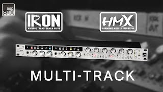 Скачать Audient ASP800 HMX IRON In A Multi Track Production