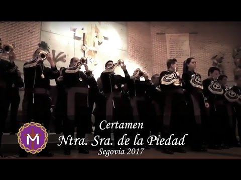 Certamen Ntra. Sra. de la Piedad. Iglesia de Nueva Segovia. Semana Santa Segovia 2017.
