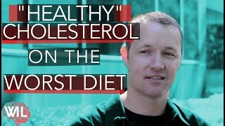 """Healthy"" LDL Cholesterol on the Prison Food Diet 