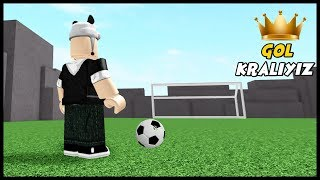 GOL KRALI OLDUK! Panda ile Roblox Futbol Maçı