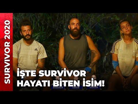 SURVİVOR'DA VEDA EDEN İSİM BELLİ OLDU | Survivor 2020