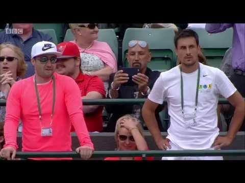 Unbelievable hawk-eye challenges on girls' Wimbledon Final (epic drama) Potapova vs Yastremska