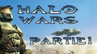 Walkthrough FR - Halo Wars Xbox360 - 01