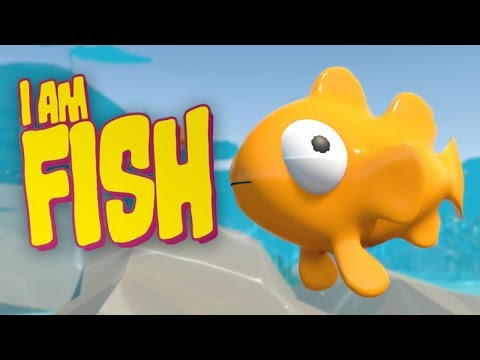 FISH SIMULATOR!!! | I Am Fish
