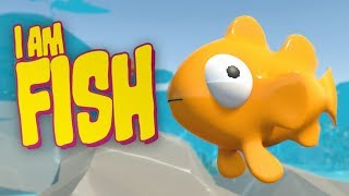 FISH SIMULATOR!!! | I Am Fish