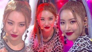 《DREAMLIKE》 SUNMI(선미) - Siren(사이렌) @인기가요 Inkigayo 20180916